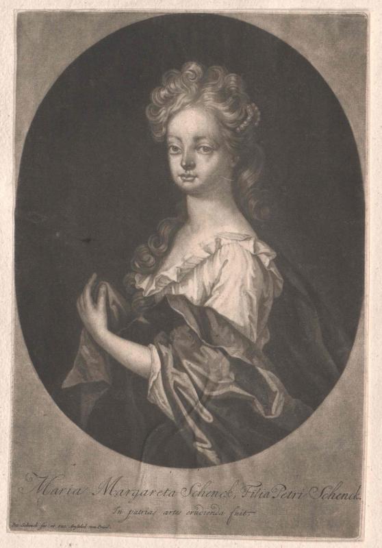 Schenck, Maria Margaretha