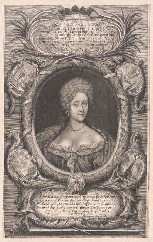Ryssel, Johanna Rosina