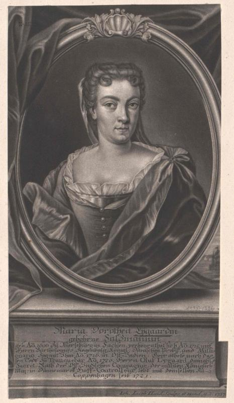 Salzmann, Maria Dorothea