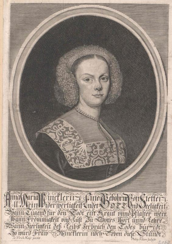 Stetten, Anna Maria von