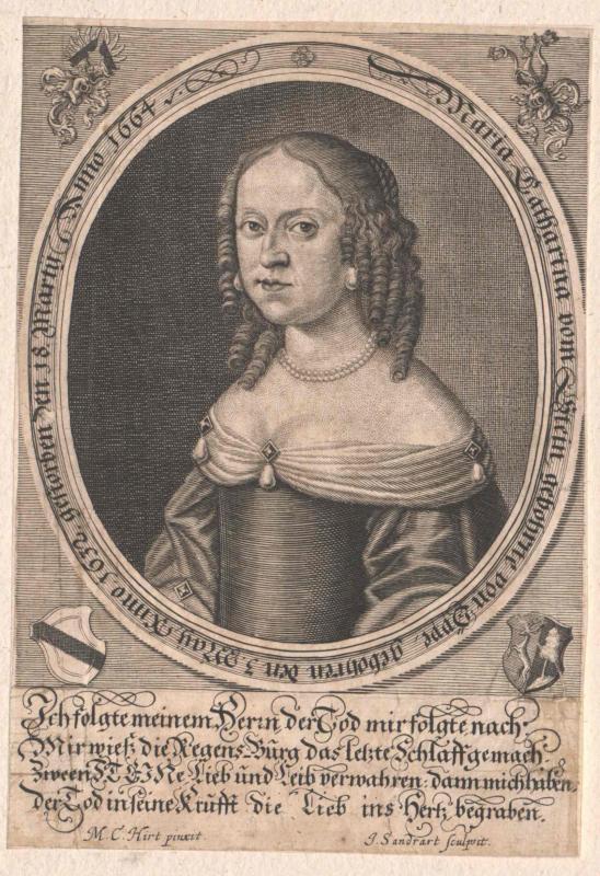 Öppe, Maria Catharina von