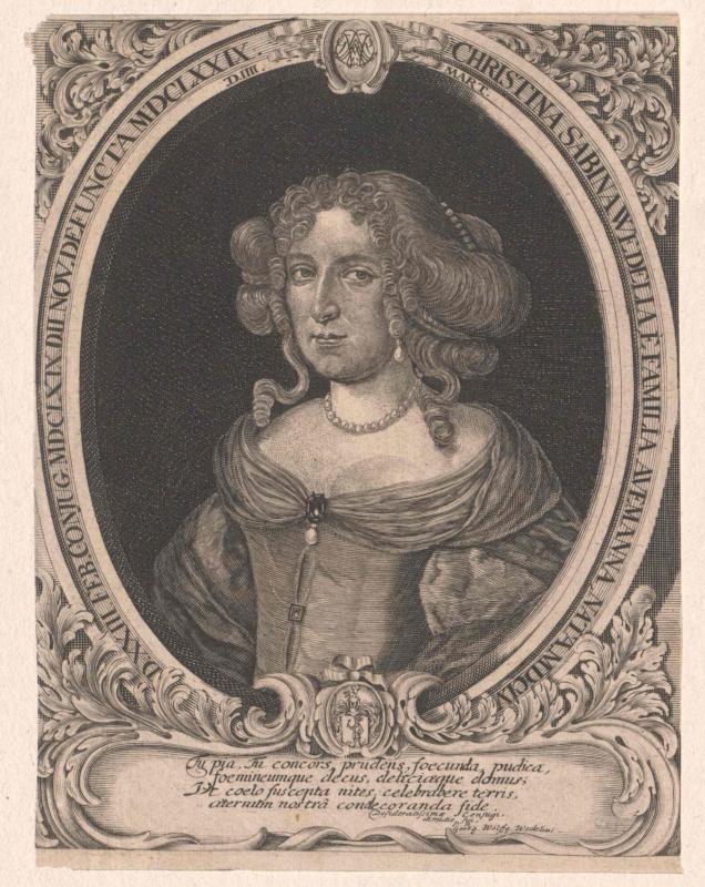 Avemann, Christina Sabina