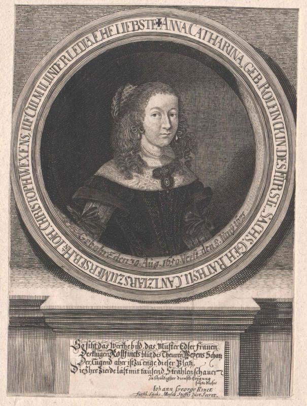 Rollfink, Anna Catharina