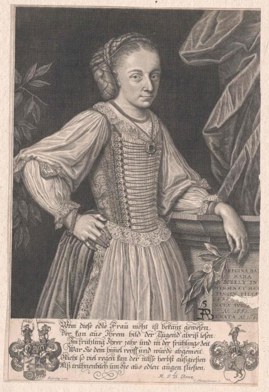 Ammann, Regina Barbara