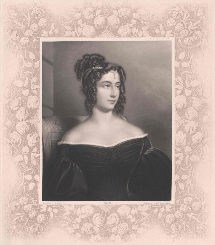 Bacinetti von Sciafenberg, Marianna Gräfin