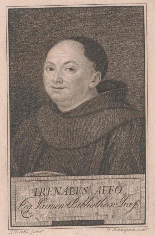Affò, Ireneo