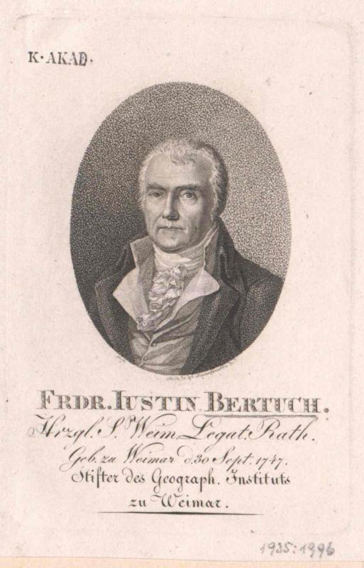 Bertuch, Friedrich Justin