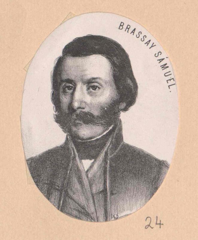 Brassay, Samuel