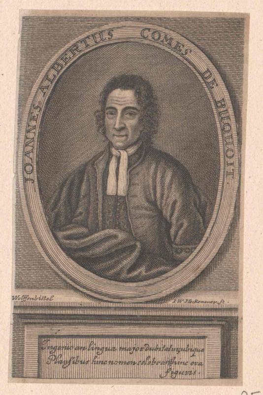 Bucquoy, Jean Albert d'Archamband Comte de