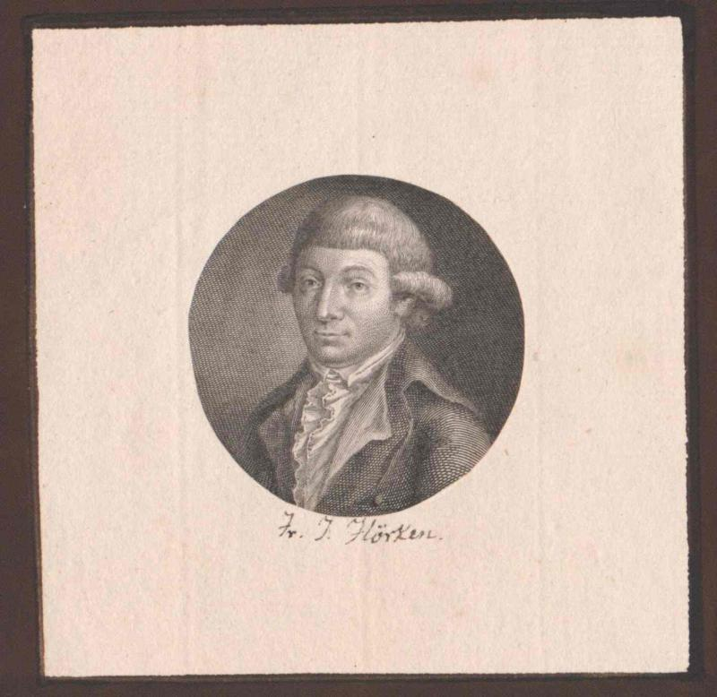 Floerken, Friedrich Jakob