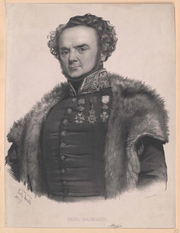 Gaimard, Josef Paul