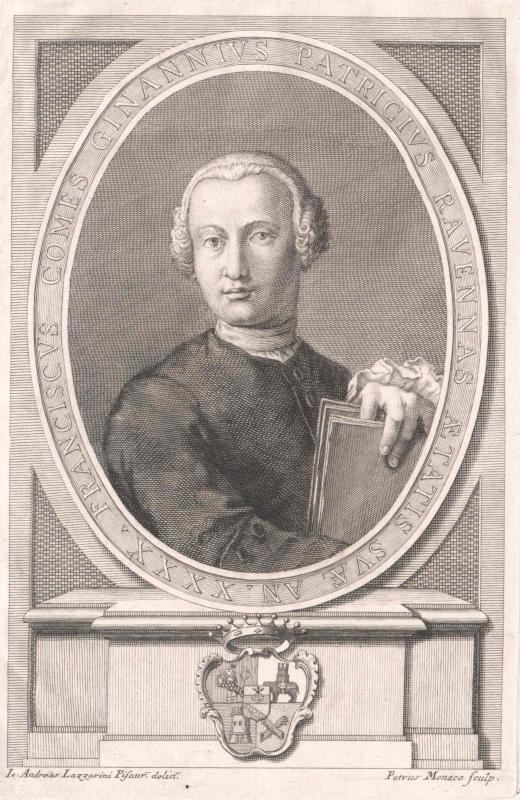 Ginanni, Francesco Conte