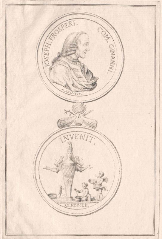 Ginanni, Giuseppe Prospero Conte