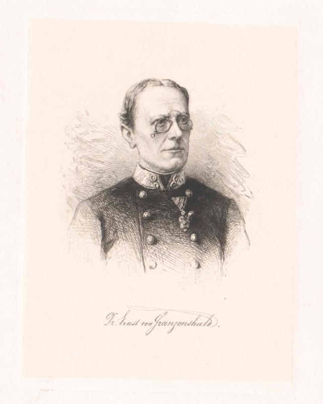 Hartmann, Edler von Franzenshuld, Ernst