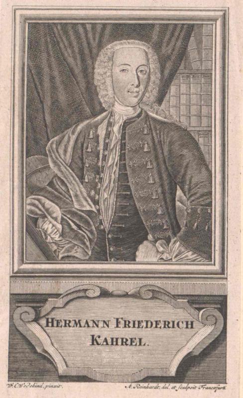 Kahrel, Hermann Friedrich