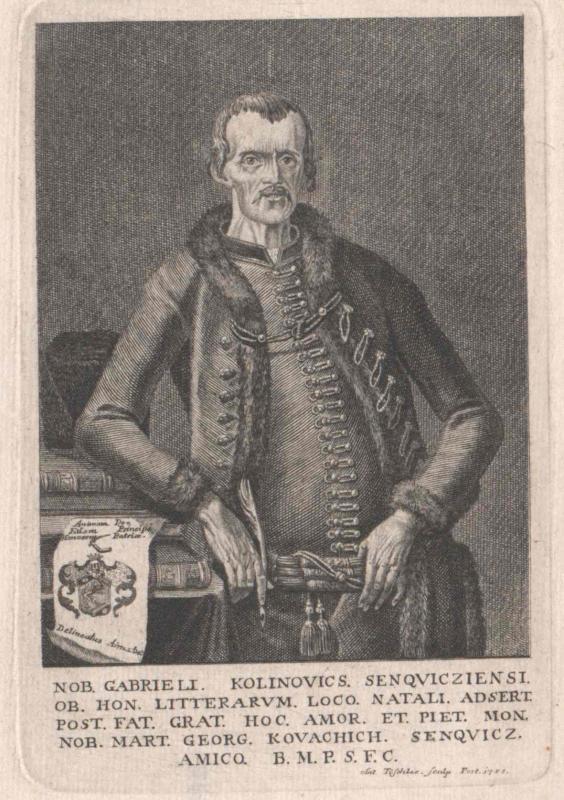 Kolinovics, Gabriel