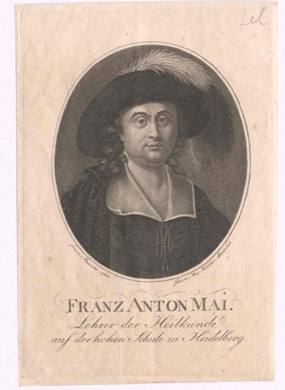 Mai, Franz Anton