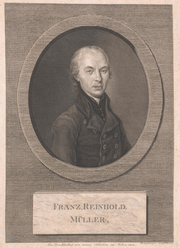 Müller, Franz Reinhold