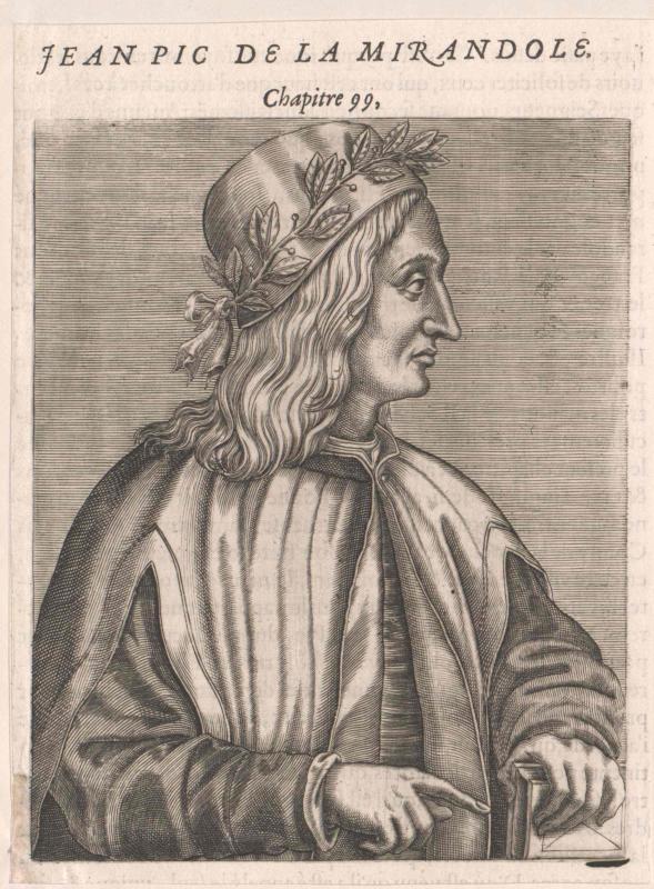 Pico della Mirandola, Giovanni