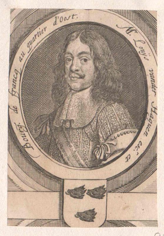 Hagen, Louis van der