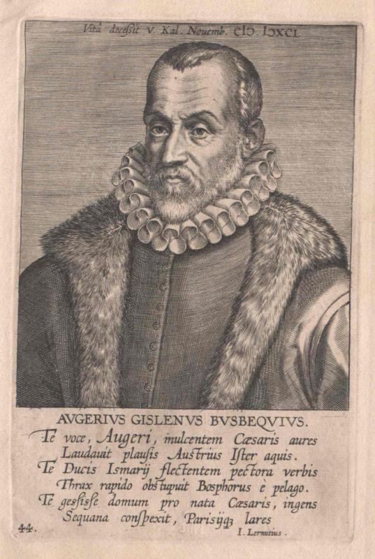 Busbeck, Augerius Ghislain von