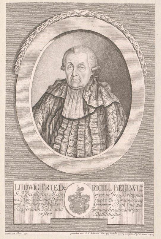 Beulwitz, Ludwig Friedrich von