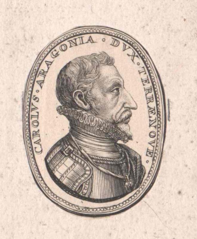 Aragona, Karl Herzog von Terranova
