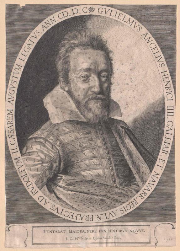 Ancelius, Guilielmus