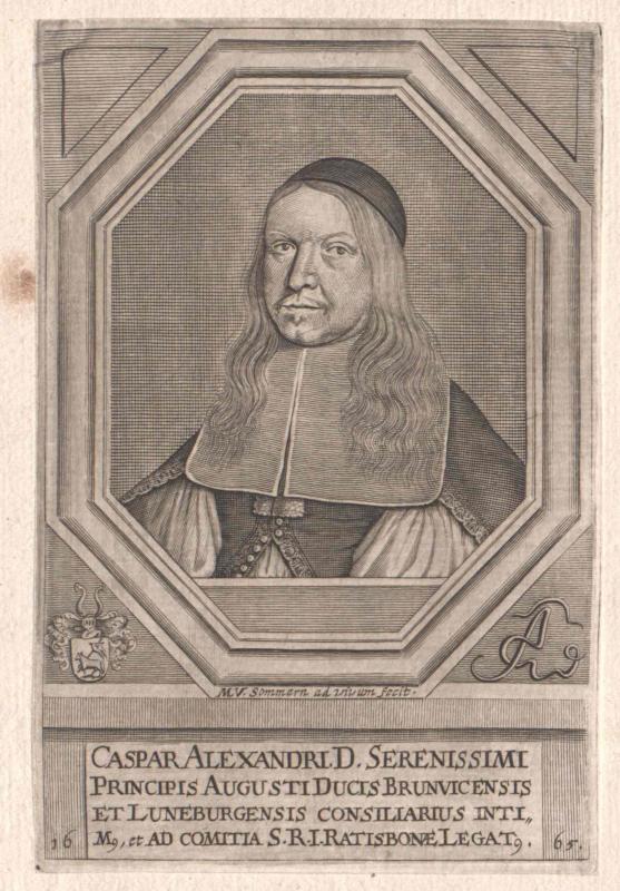 Alexandri, Kaspar