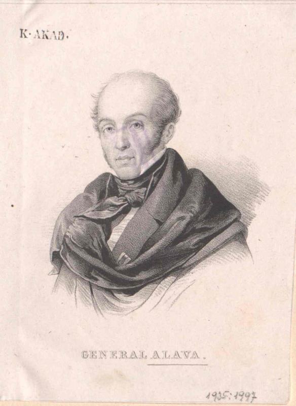 Alava, Miguel Ricardo de