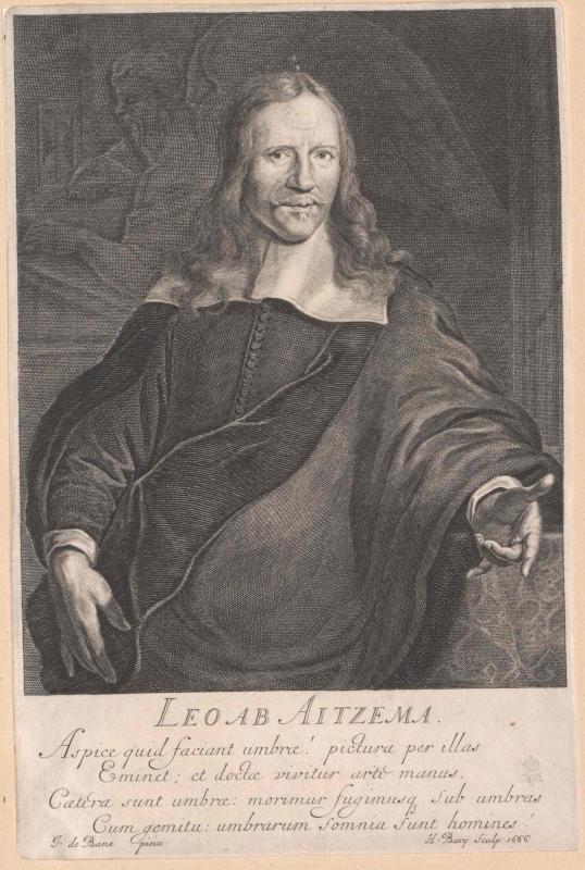 Aitzema, Leo van