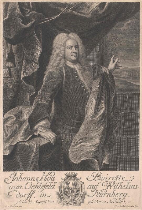 Buirette-Oehlefeld, Johann Noa