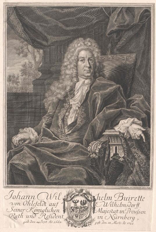 Buirette-Oehlefeld, Johann Wilhelm