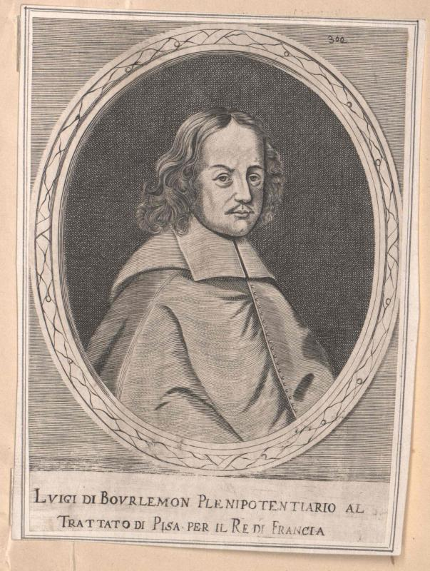 Anglure de Bourlemont, Louis d'