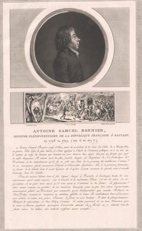Bonnier d'Arco, Antoine Samuel