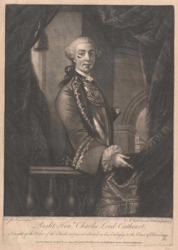 Cathcart, 9. Baron Cathcart, Charles