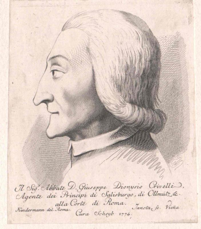 Crivelli, Giuseppe Dionisio