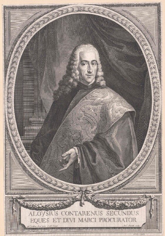 Contarini, Aloysius secundus