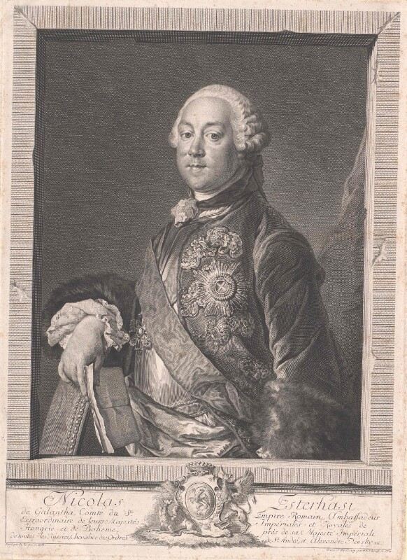 Esterházy von Galántha, Nikolaus Graf