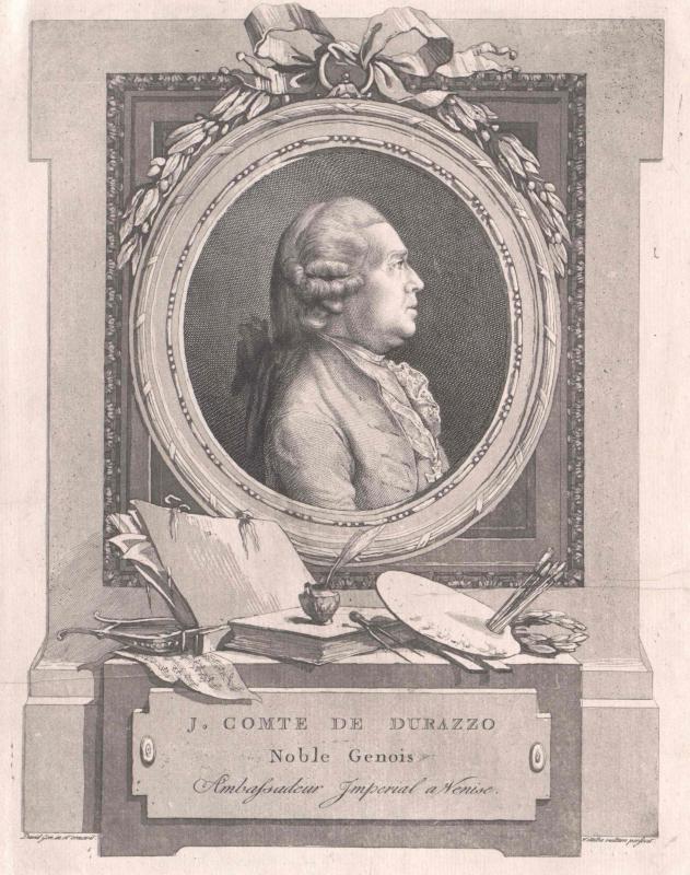 Durazzo, Giacomo Conte