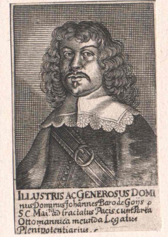 Goys, Johann Baron von
