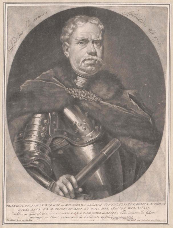 Galecki, Franciszek Zygmunt