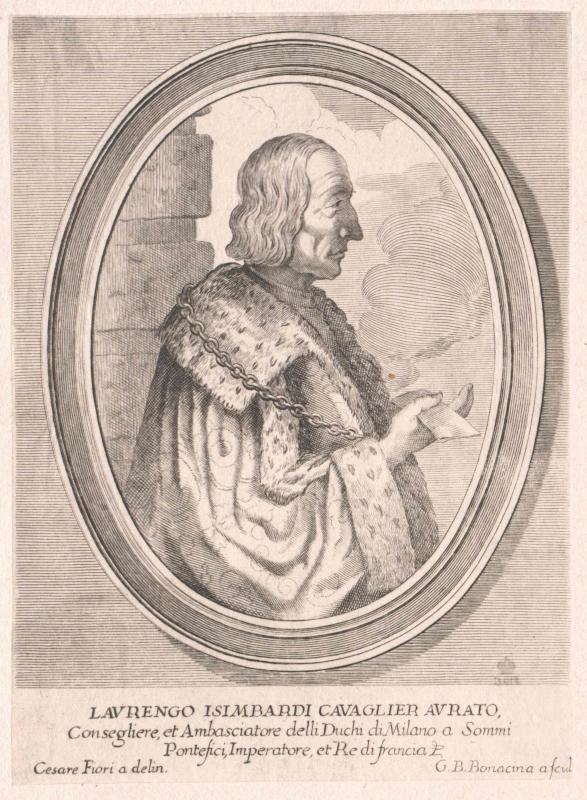 Isimbardi, Lorenzo