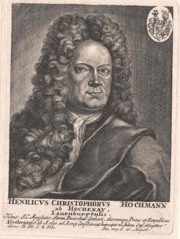 Hochmann von Hohenau, Heinrich Christoph