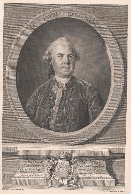 Heusy, Jacques d'