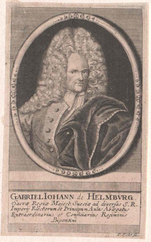 Helmburg, Gabriel Johann von