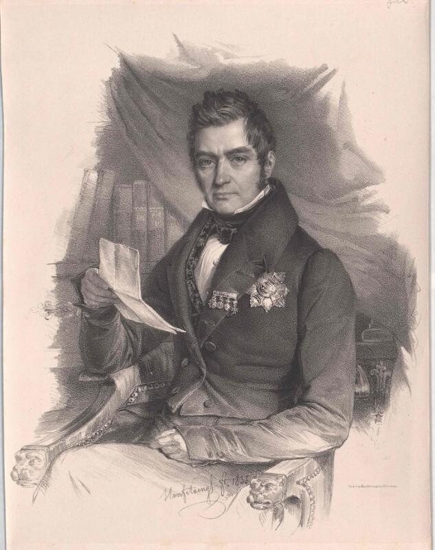 Lerchenfeld, Maximilian Emanuel Freiherr von