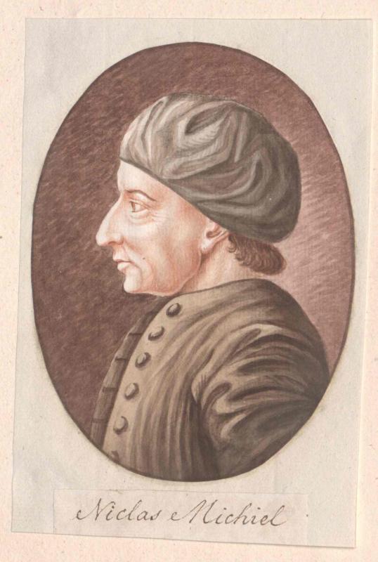 Michiel, Nicolas