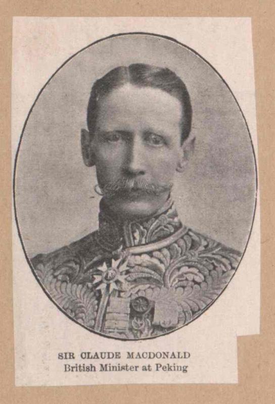 Macdonald, Claude Maxwell