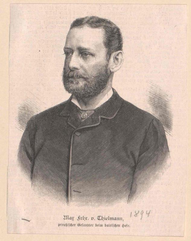 Thielmann, Max Freiherr von